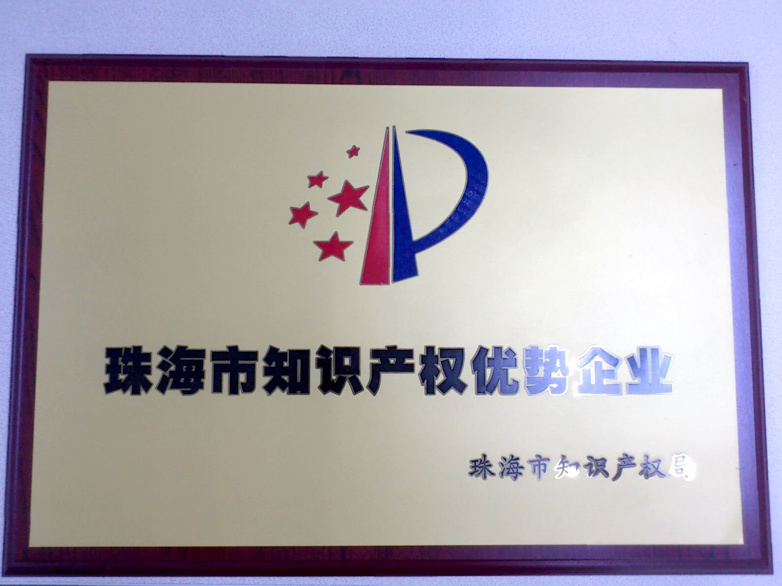 Zhuhai Intellectual Property Advantage Enterprise